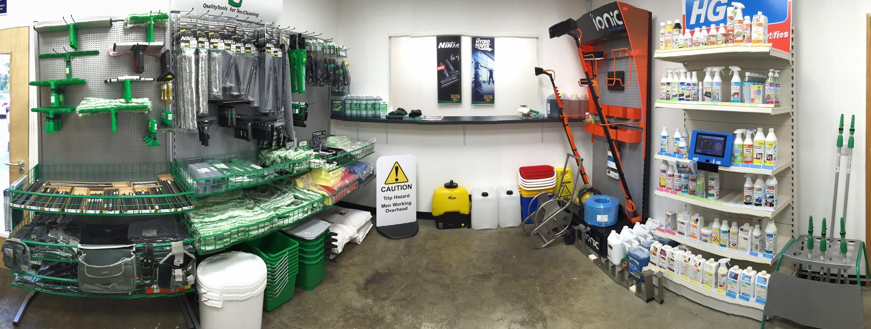 hemel window cleaner supplies shop