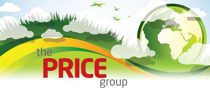 J V Price environmental header